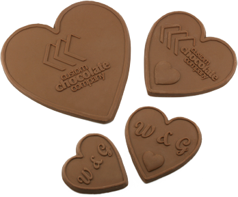 Custom Chocolate Wedding Favors Your Design In